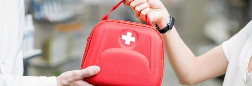 sac de secours d'urgence