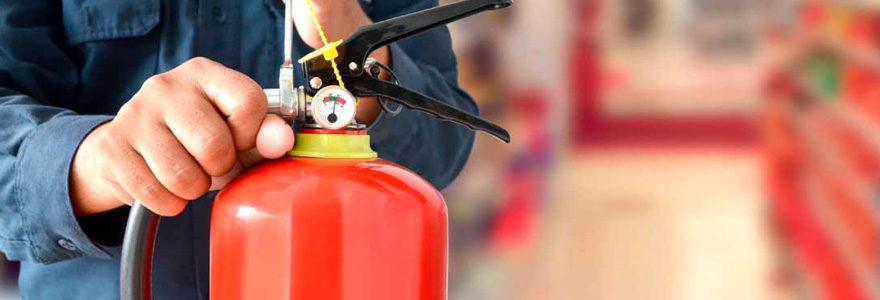 société de sécurité incendie